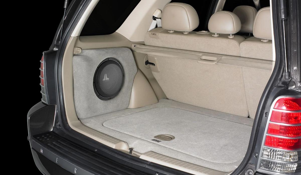JL Audio SB-F-ESCP/10W1v3 Stealthbox® for 2001-2011 Ford Escape / Mazda Tribute & 2005-2011 Mercury Mariner