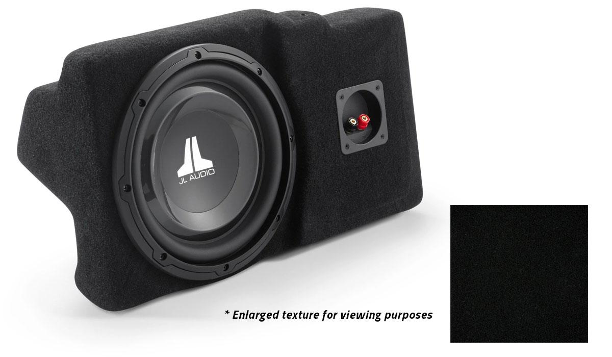 JL Audio SB-GM-HUMRH3/10W1v3 Stealthbox® for 2006-2010 Hummer H3