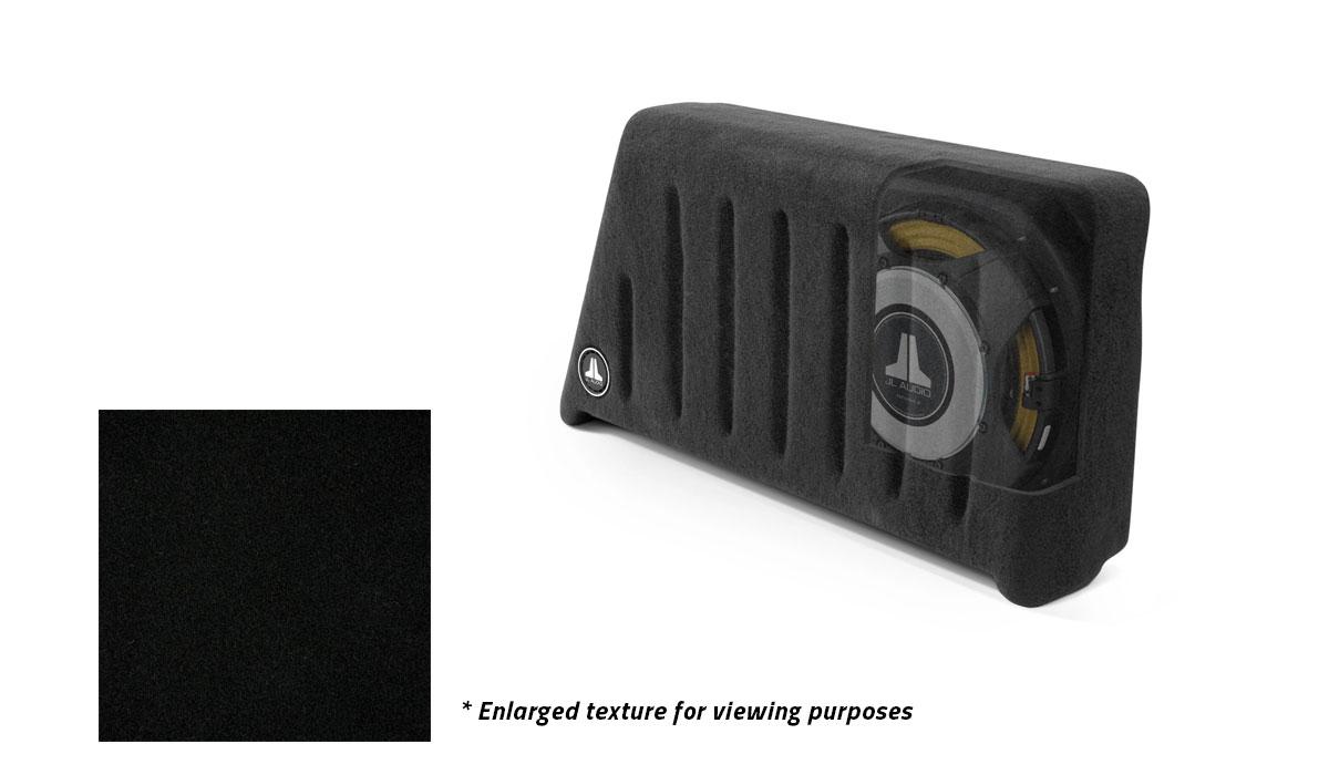 JL Audio SB-J-UNLTD4D/13TW5v2/BK Stealthbox® for 2007-2012 Jeep Wrangler Unlimited with Black Trunk