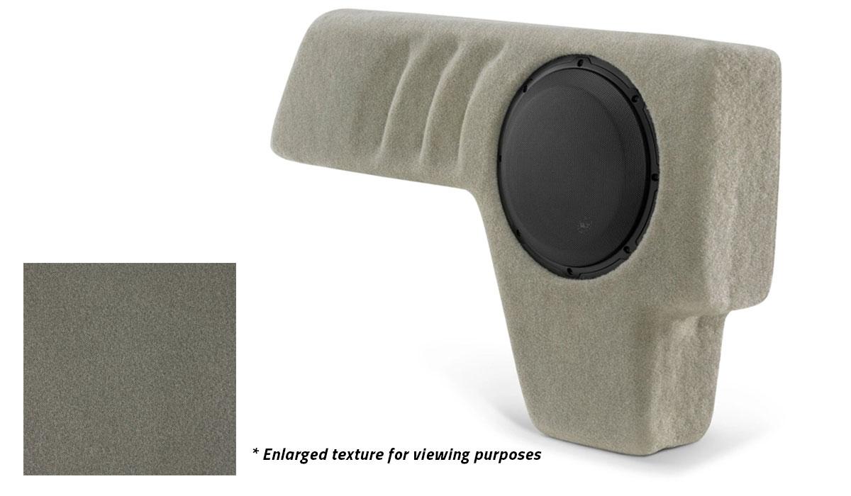 JL Audio SB-T-4RNR2/10W3v3/GA Stealthbox® for 2003-2009 Toyota 4-Runner with Stone interior