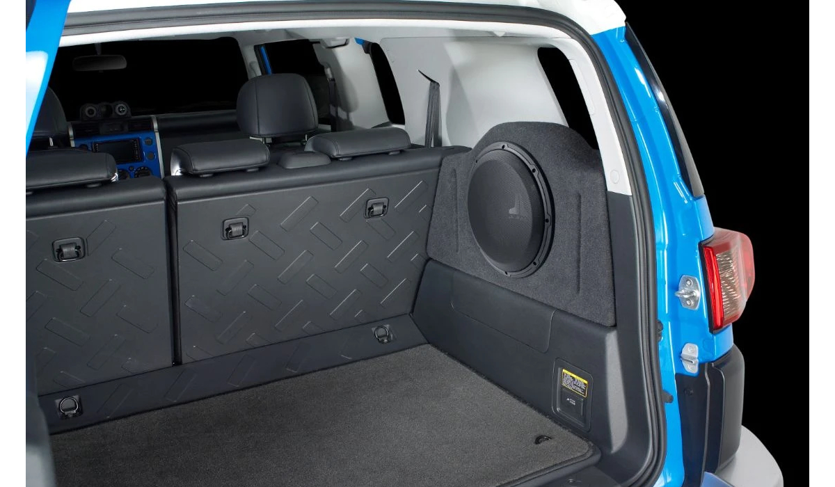 JL Audio SB-T-FJ/12W1v3 Stealthbox® for 2007-2014 Toyota FJ Cruiser