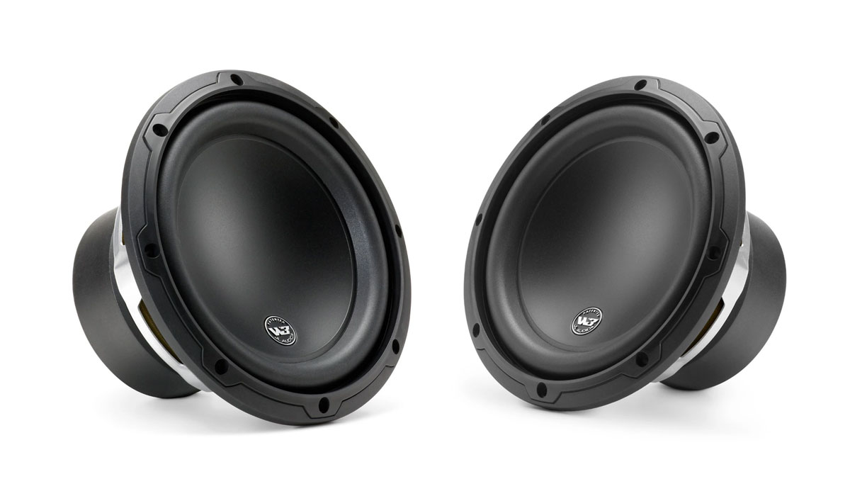 JL Audio 8W3v3-4 8-inch Subwoofer Driver