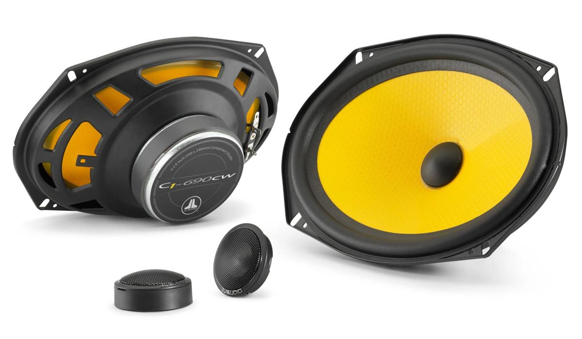 JL Audio C1-690 6x9inch 2-Way Component Speaker System