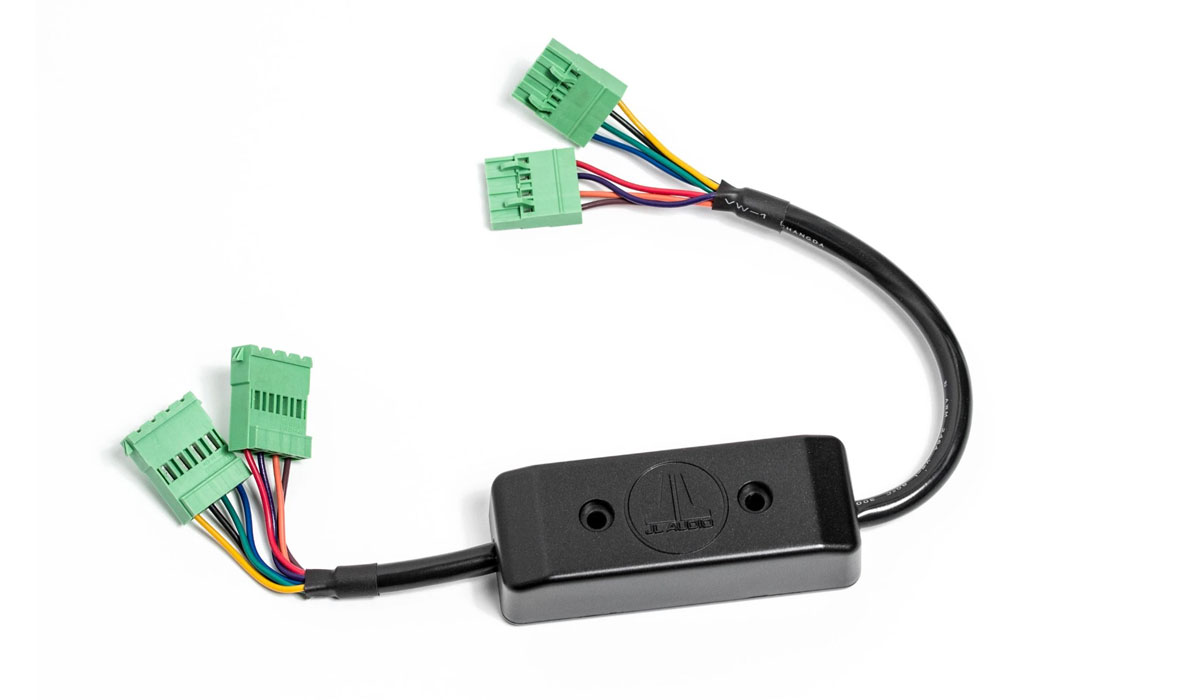 JL Audio FiX-LSA-4 4-Ch. Load Sensing Adaptor for use with FiX™ OEM Integration DSP