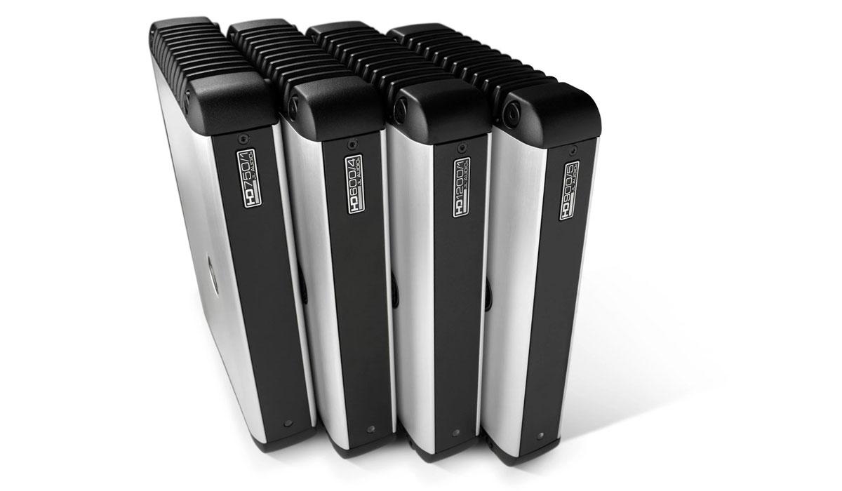 JL Audio HD1200/1 Monoblock Class D Wide-Range Amplifier
