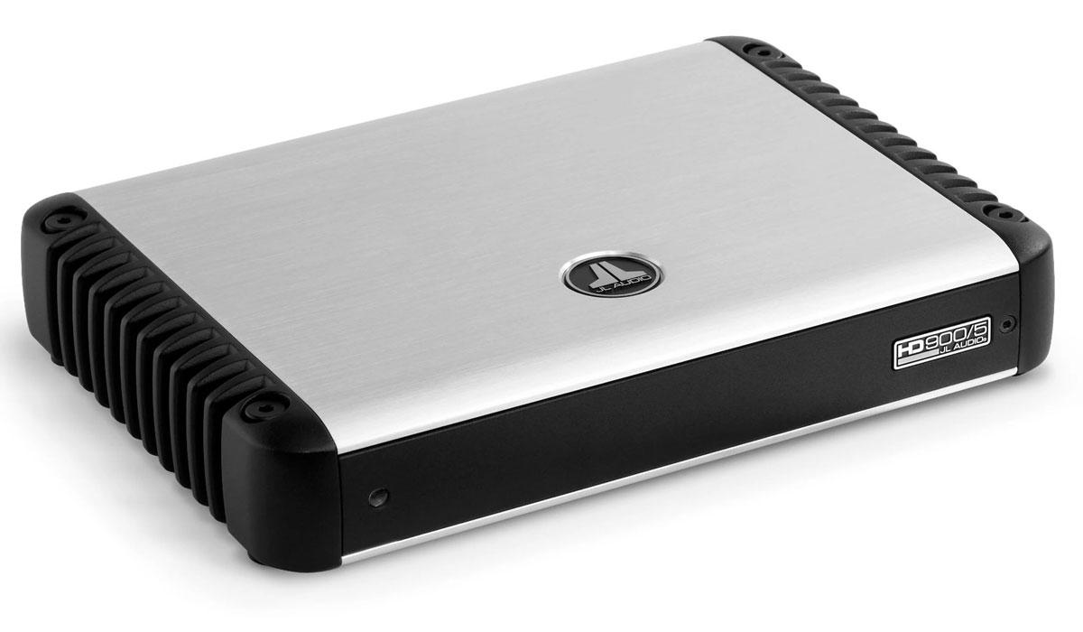JL Audio HD900/5 5 Ch. Class D System Amplifier