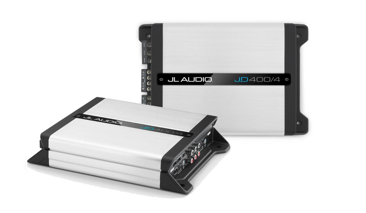 JD400/4 JL AUDIO