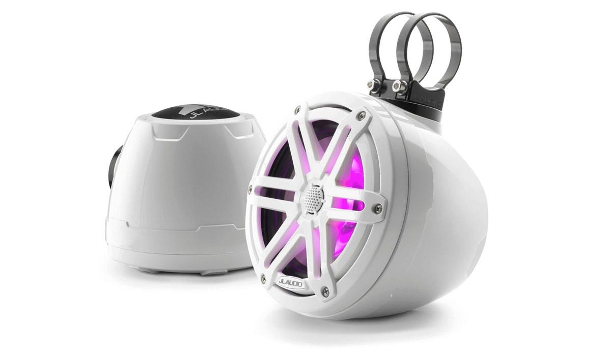 JL Audio M3-650VEX-Gw-S-Gw-i Enclosed Coaxial System