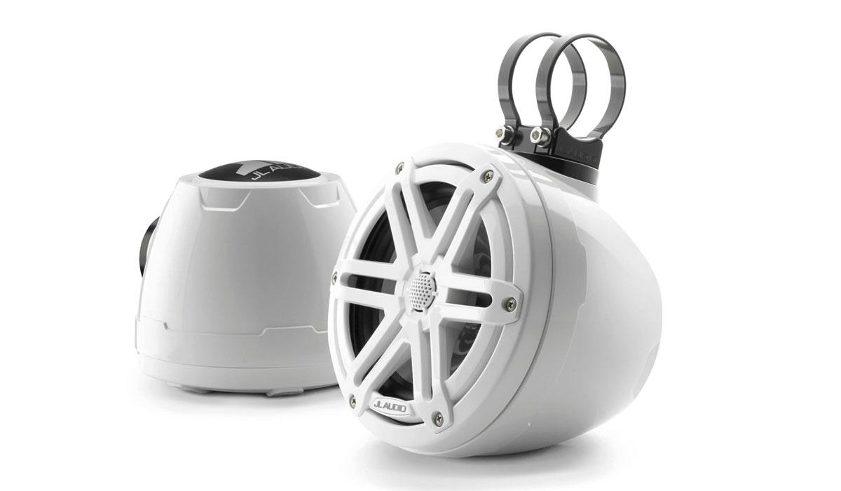 JL Audio M3-650VEX-Gw-S-Gw Enclosed Coaxial System