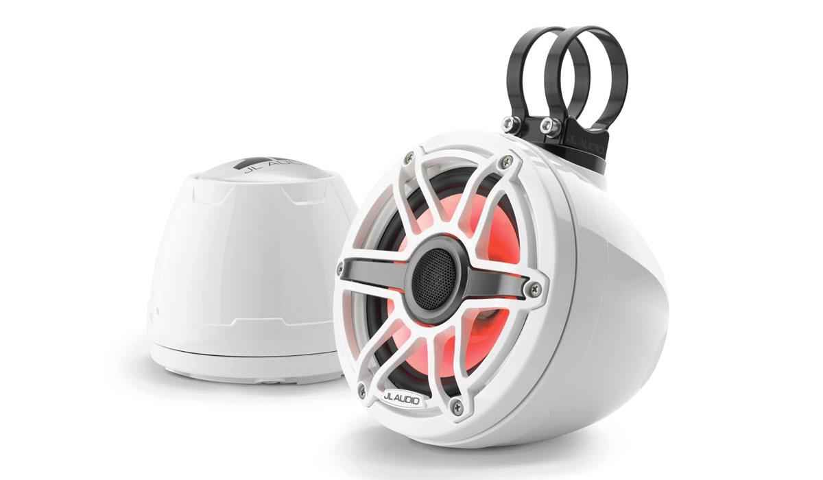 JL Audio M6-650VEX-Gw-S-GwGw-i Enclosed Coaxial System