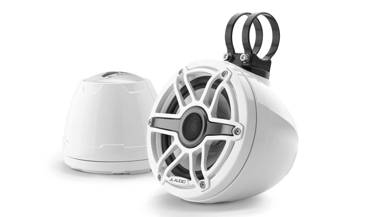 JL Audio M6-650VEX-Gw-S-GwGw Enclosed Coaxial System