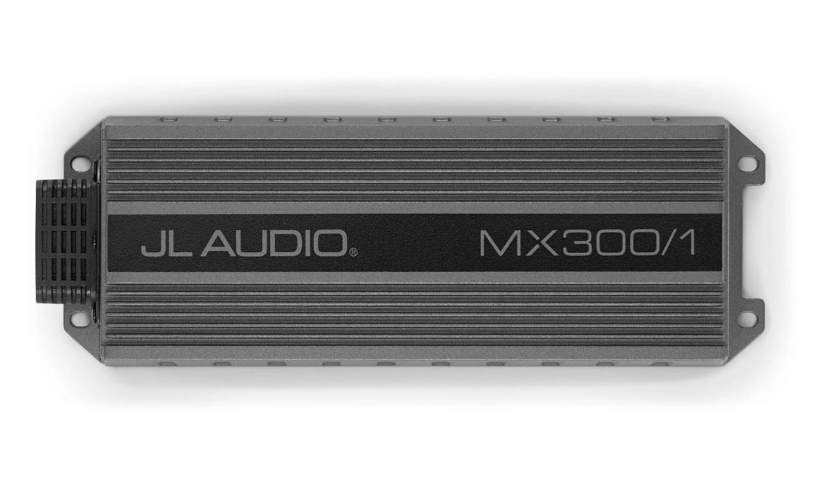 JL Audio MX300/1 300 W Monoblock Class D Wide-Range Amplifier