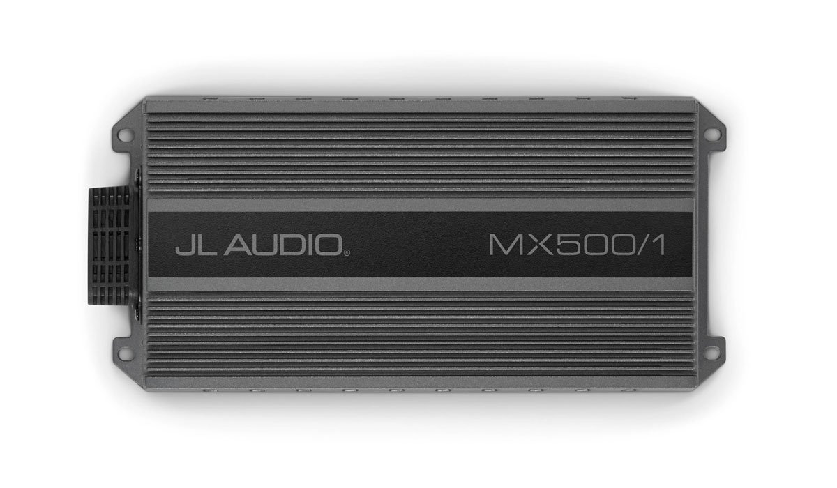 JL Audio MX500/1 500 W Monoblock Class D Wide-Range Amplifier