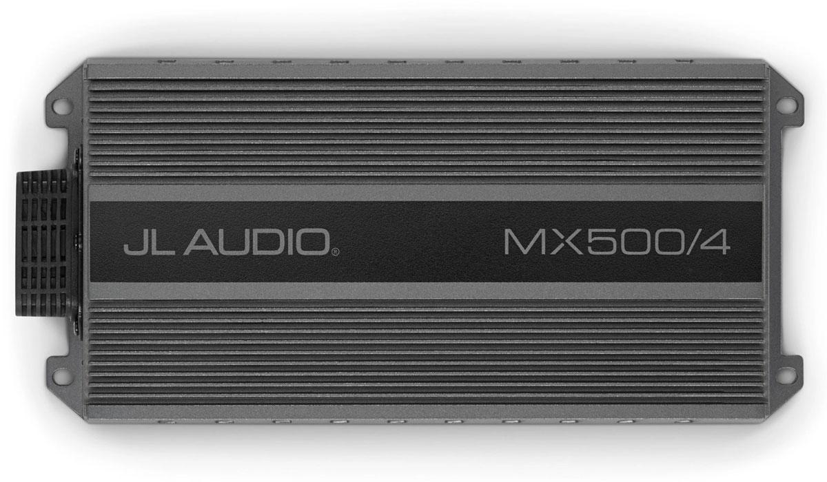 JL Audio MX500/4 500 W 4 Ch. Class D Full-Range Amplifier