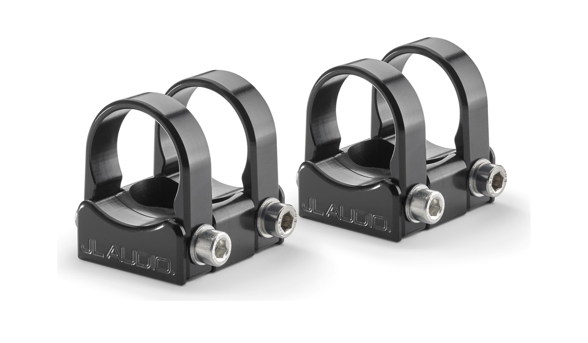 JL Audio PS-SWMCP-B-1.250 VeX™ Enclosed Speaker System Swivel Mount Fixture for Pipe Mounting