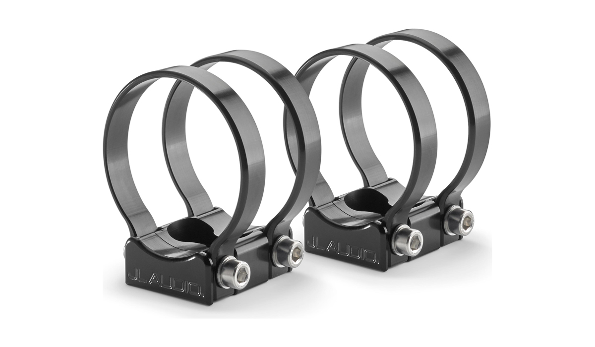 JL Audio PS-SWMCP-B-2.375 VeX™ Enclosed Speaker System Swivel Mount Fixture for Pipe Mounting
