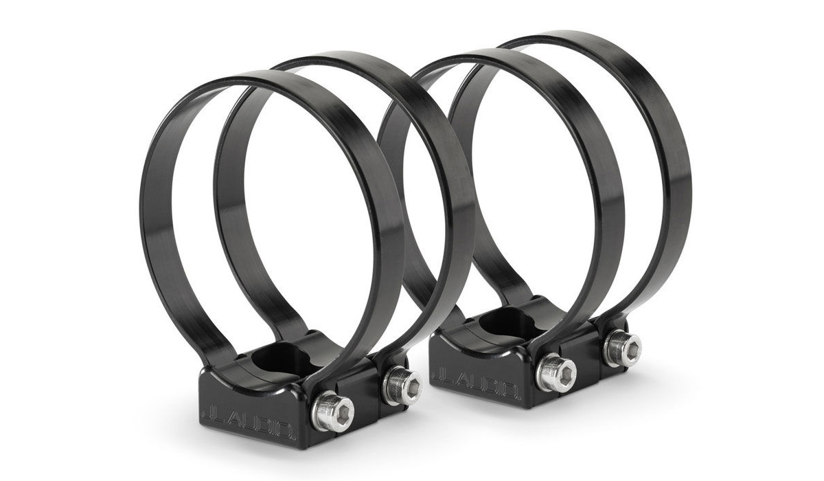 JL Audio PS-SWMCP-B-3.250 VeX™ Enclosed Speaker System Swivel Mount Fixture for Pipe Mounting