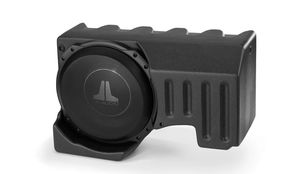 JL Audio SB-CAN-MVCM1/10TW3 Stealthbox® for 2015-Up Can-Am Commander & Maverick