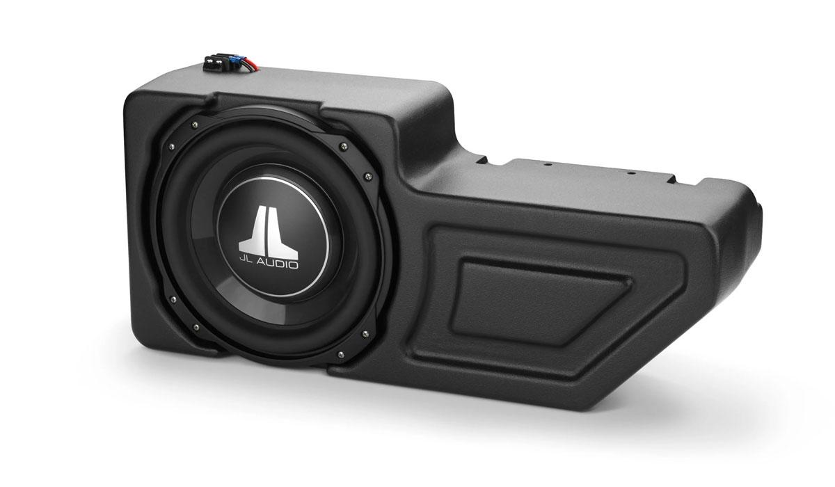 JL Audio SB-POL-GNRL/10TW3 Stealthbox® for 2016-Up Polaris General