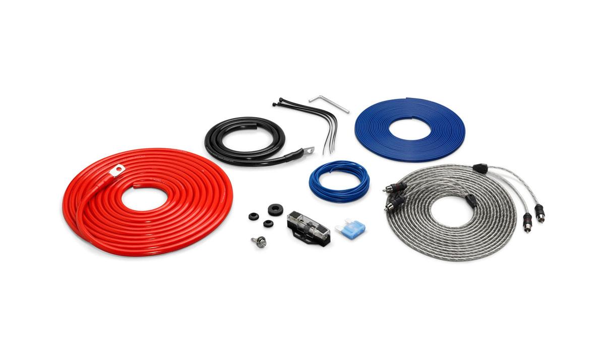 JL Audio XD-ACS30 30A capacity Single Amplifier Connection Kit