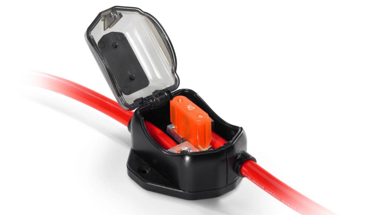 JL Audio XD-MFBW-MAXI Water-Resistant Master MAXI™ Fuse Block