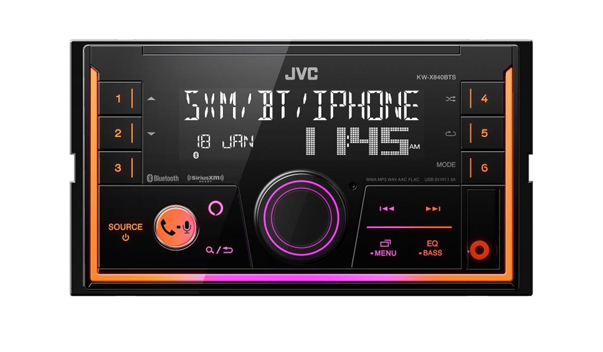 KW-X840BTS Digital Media Receiver with Bluetooth, Amazon Alexa Ready, Pandora, Spotify, SiriusXM