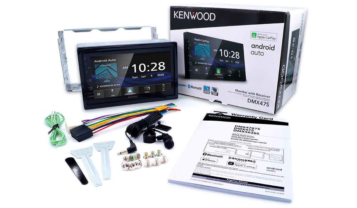 Kenwood DMX47S