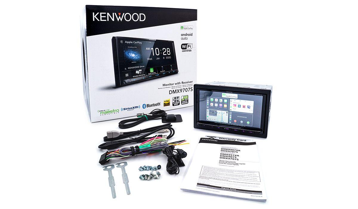 Kenwood DMX9707S