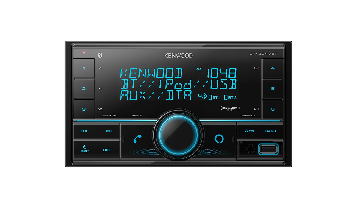 Kenwood DPX304MBT