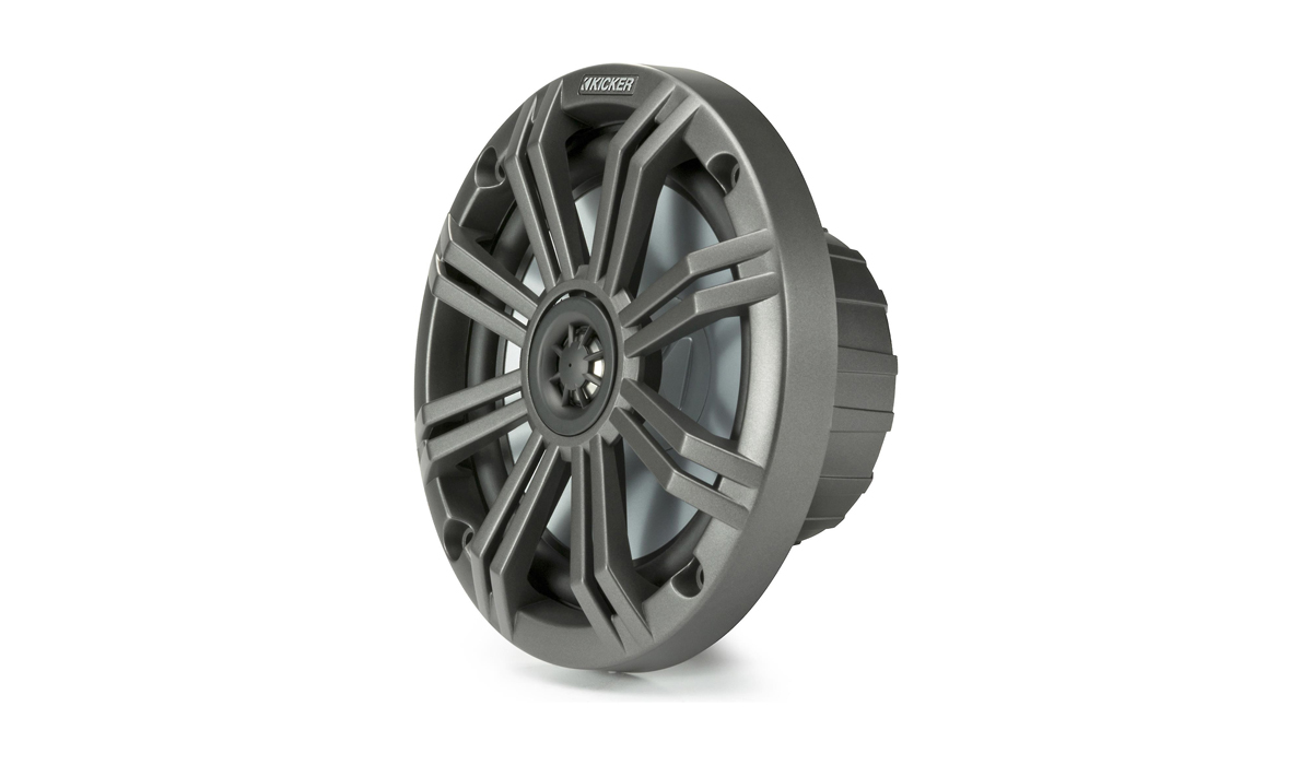 KM Series Marine Coaxials Kicker Quality