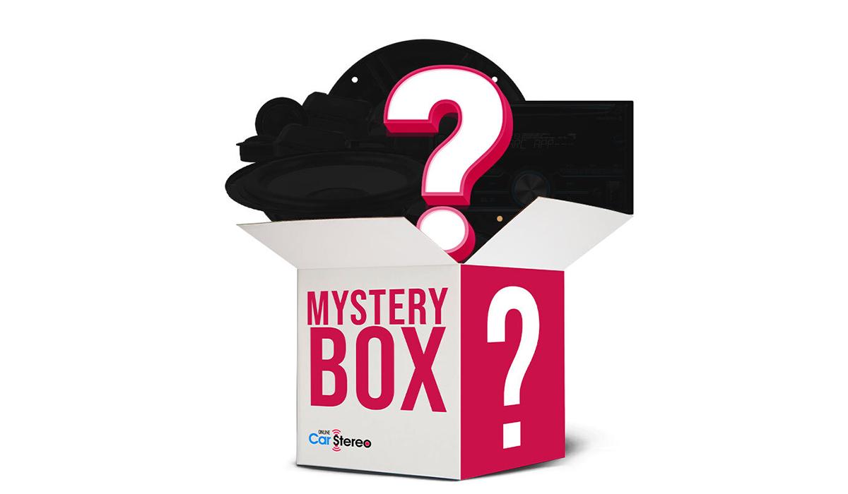 2DIN/6.5 Component Mystery Bundle