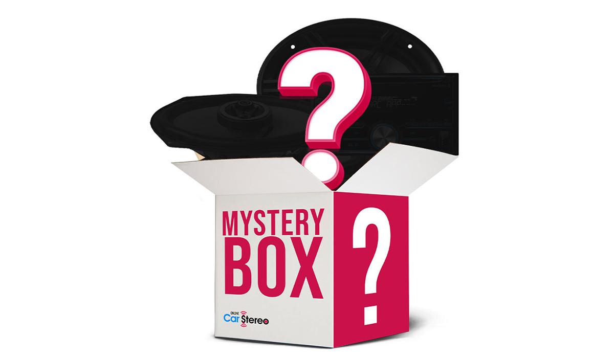 2DIN/6x9 Coaxial Mystery Bundle