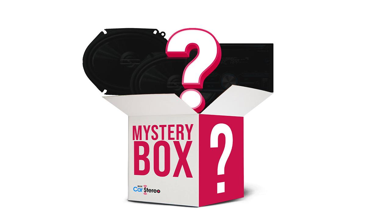 2DIN/5x7 Coaxial Mystery Bundle