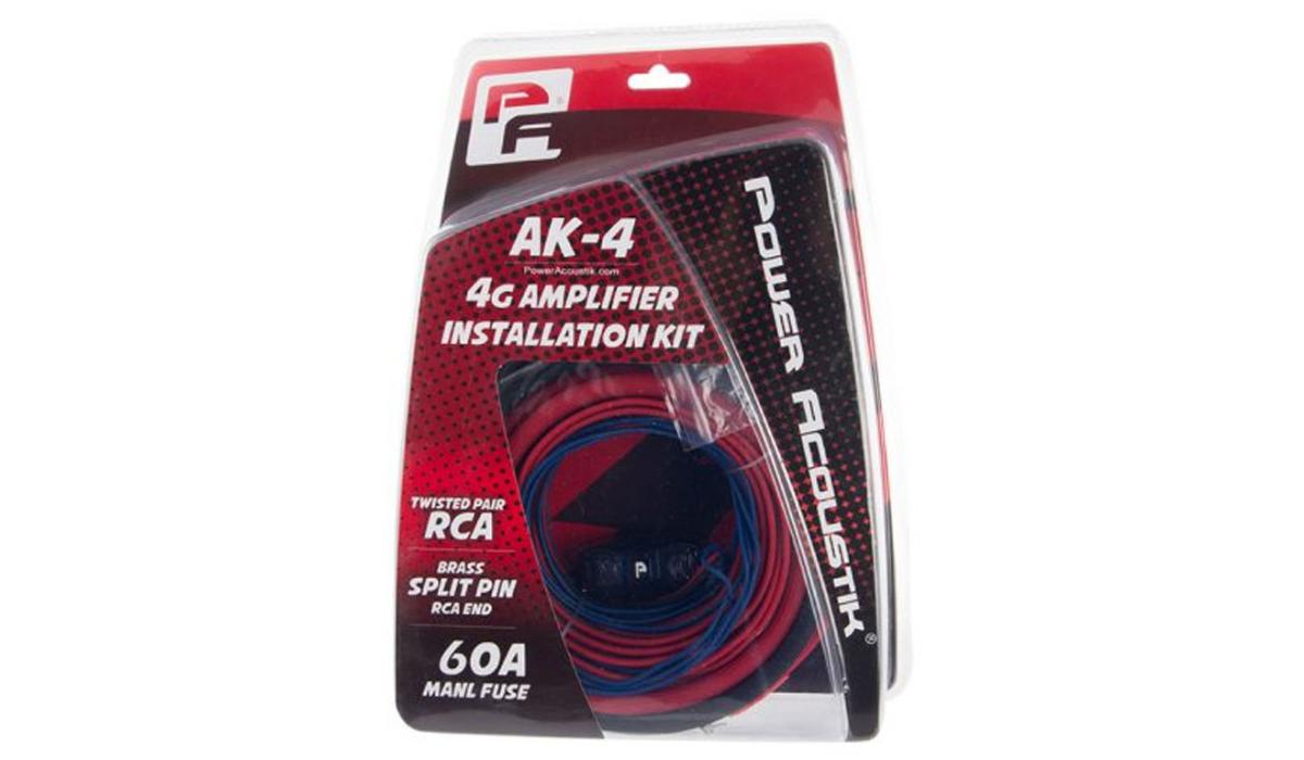 Power Acoustik AK-4