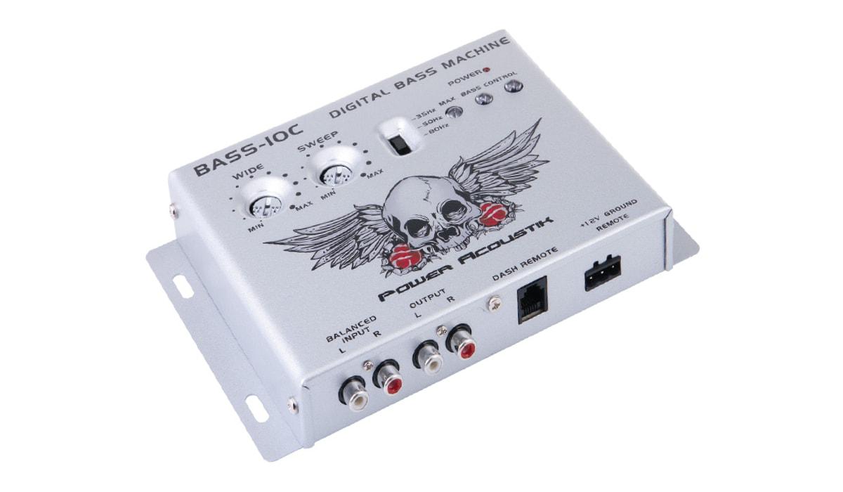 Power Acoustik BASS-10C