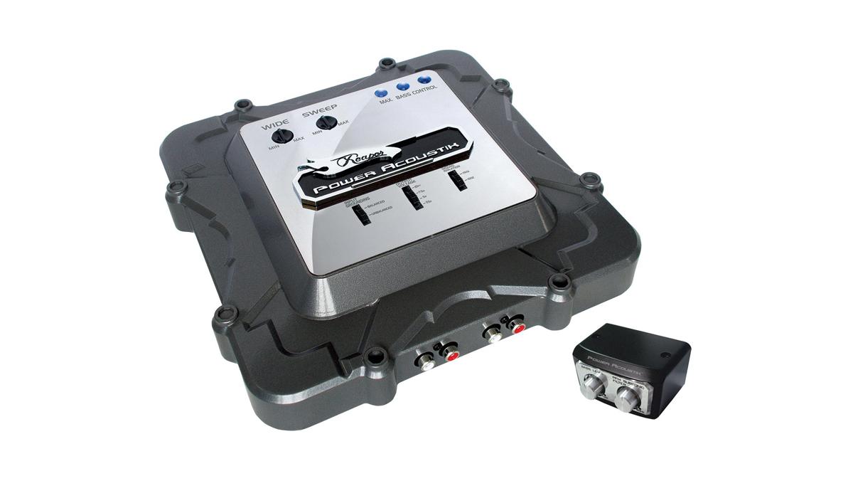 Bass Box 8C