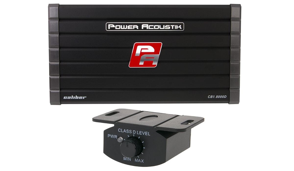 Power Acoustik CB1-8000D