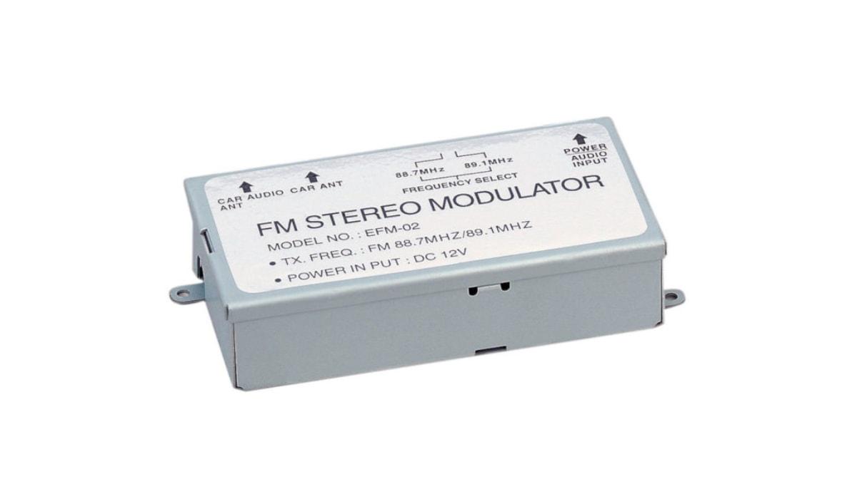 Power Acoustik EFM-02