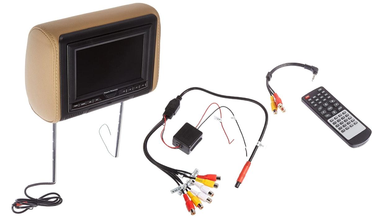 Power Acoustik HDVD-73BG