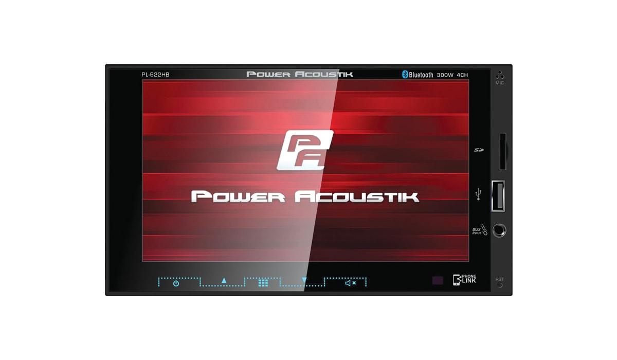 Power Acoustik PL-622HB