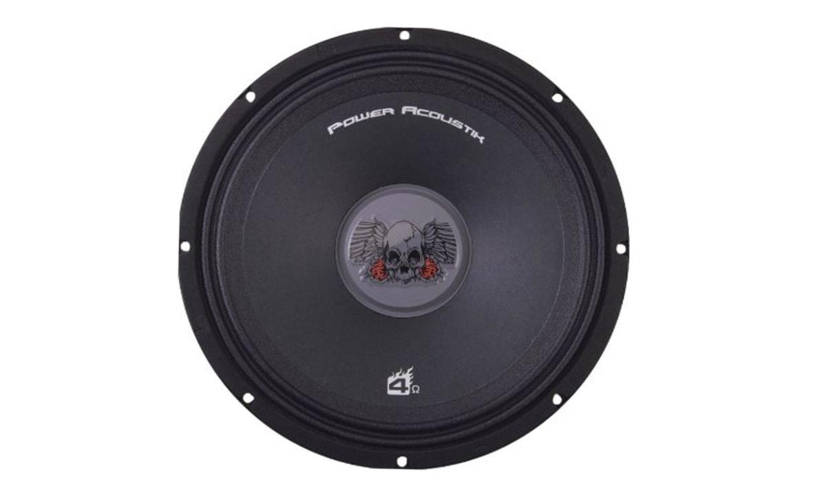 Power Acoustik PRO-654