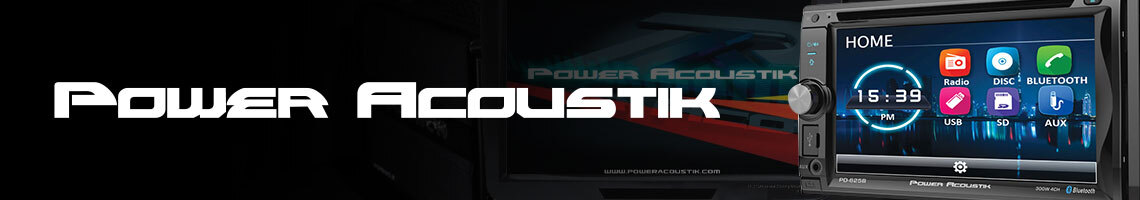 Power Acoustik Banner