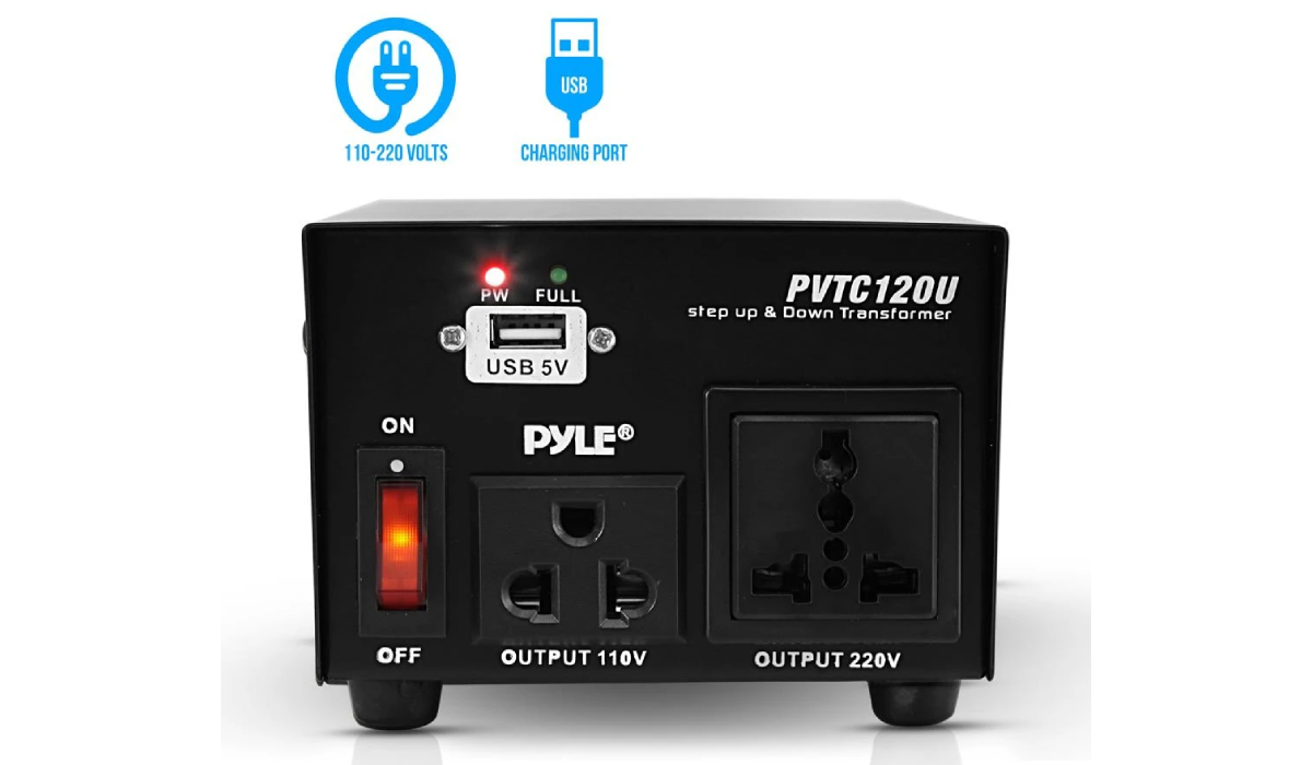 Pyle PVTC120U