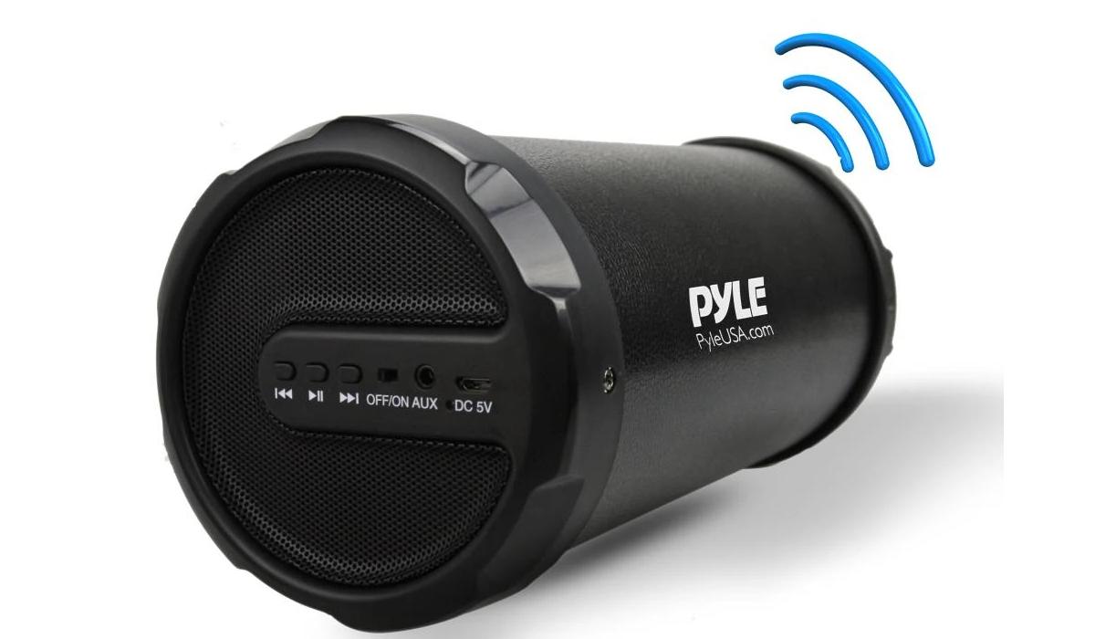 PBMSPG11 Wireless BoomBox Tube Speaker System