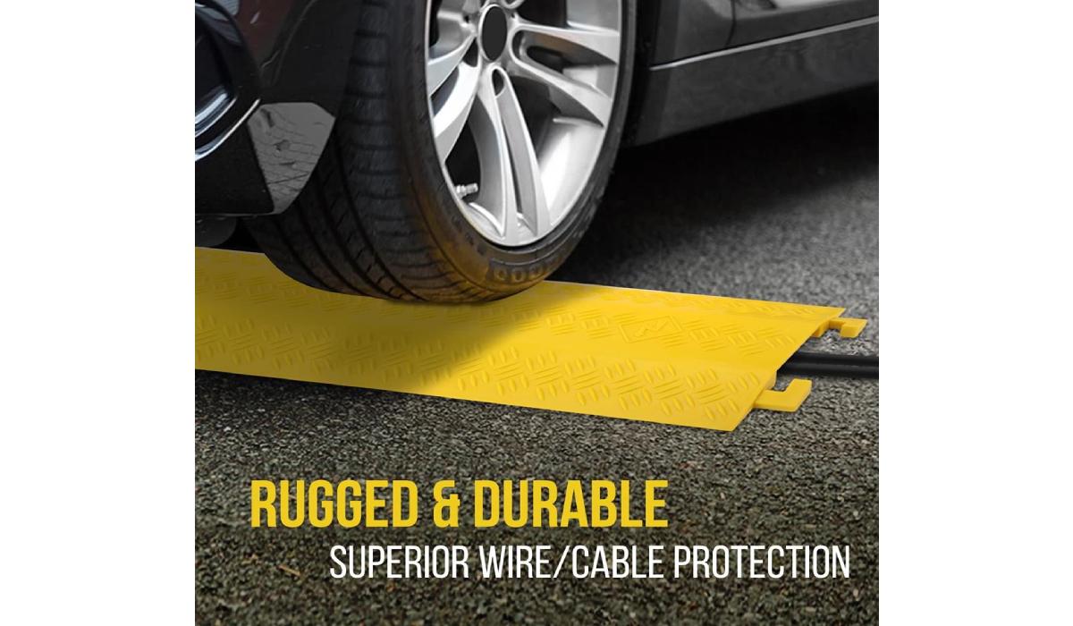 PCBLCO22 Cable / Wire Cover Ramp Track