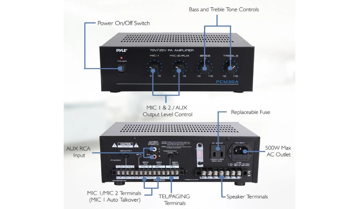 Pyle PCM30A