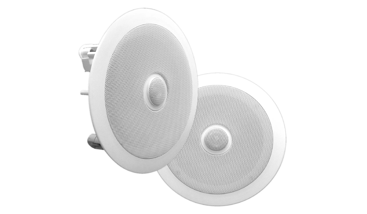 Pyle PDIC80 Home In-Wall / Ceiling Speakers