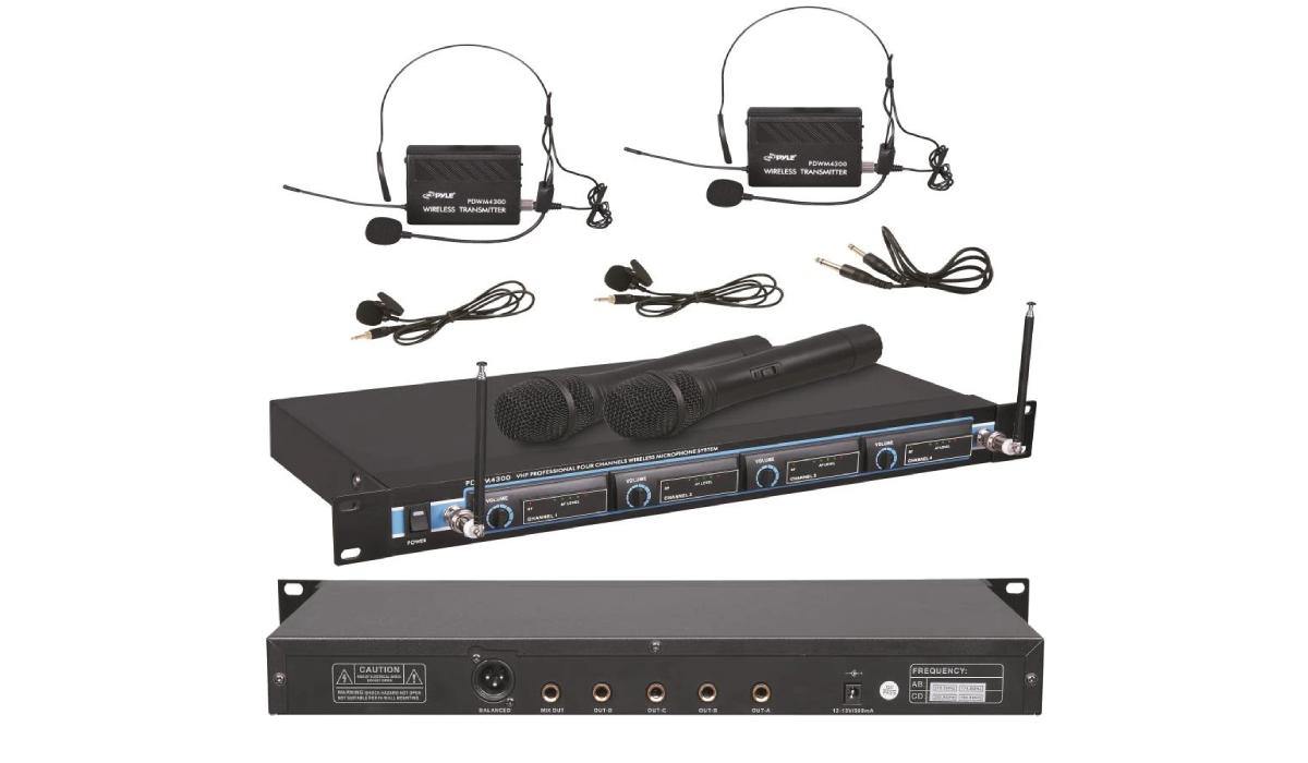 Pyle PDWM4300