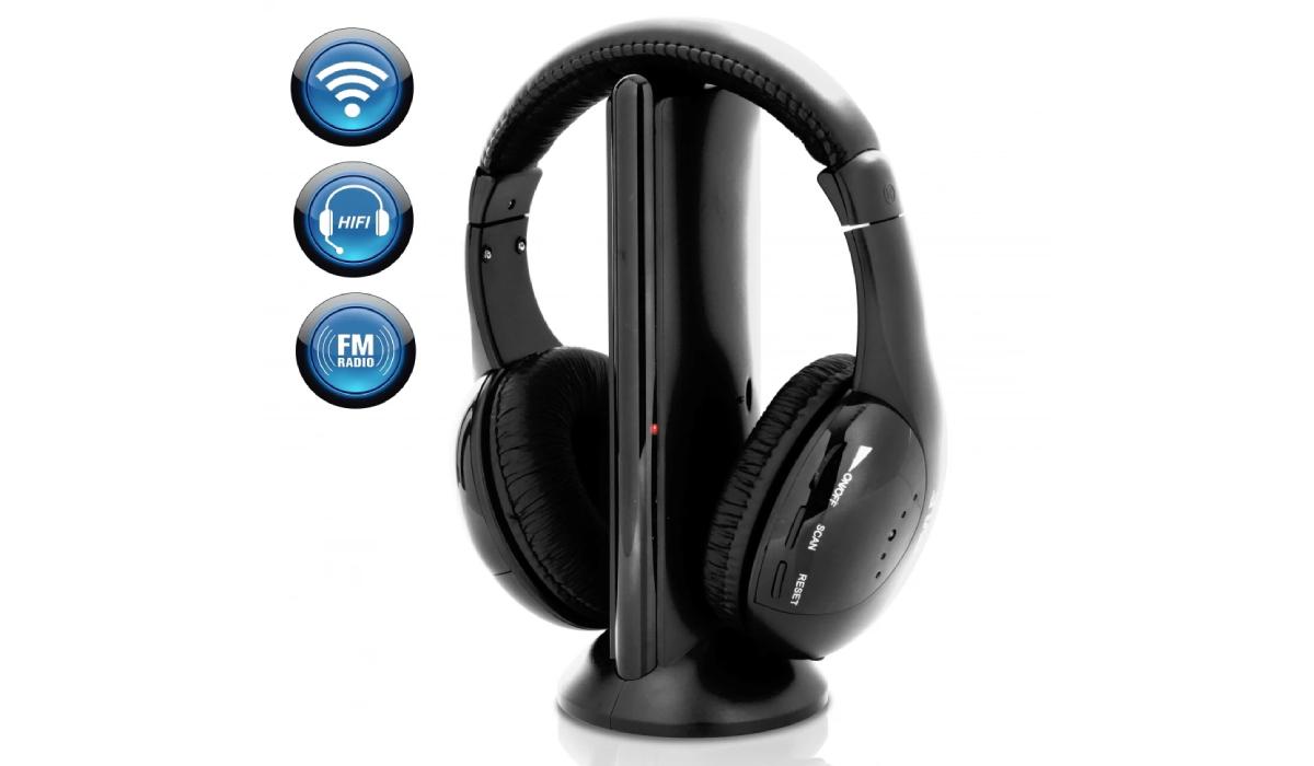 PHPW5 Wireless Audio Headphone System