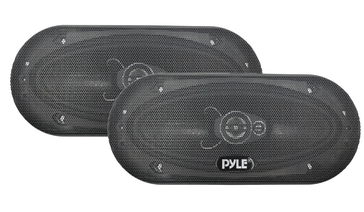 Pyle PL410BK